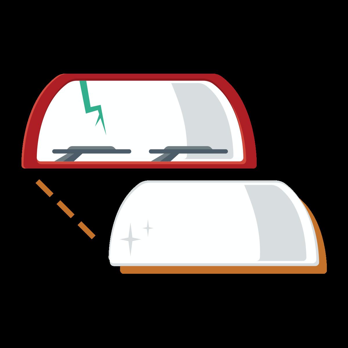 Icon - Glass Repair